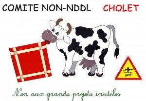 Logo nddl cholet